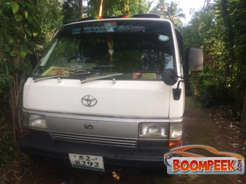 Toyota HiAce Shell Van For Sale