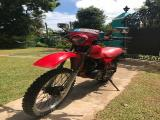 1996 Honda -  XLR 250  Motorcycle For Sale.