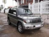 Mitsubishi Montero mpi Car For Sale