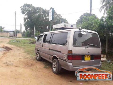 Toyota HiAce LH125 Van For Sale