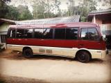 1989 Mitsubishi Rosa  Bus For Sale.