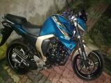 Yamaha FZ-S V02 Motorcycle For Sale.