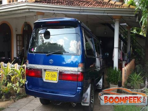 Toyota HiAce LH103 Van For Sale In Sri Lanka - Ad ID