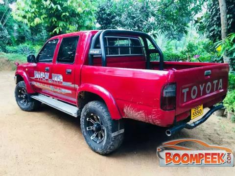 Toyota Hilux LN106 Cab (PickUp truck) For Sale In Sri Lanka