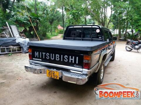 Mitsubishi L200  Cab (PickUp truck) For Sale