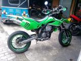 Kawasaki D Tracker  Motorcycle For Sale.