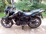 TVS Apache RTR 160 Motorcycle For Sale.