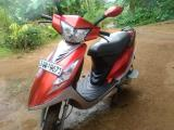 TVS Scooty Streak  Motorcycle For Sale.