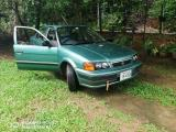1995 Toyota Tercel  Car For Sale.