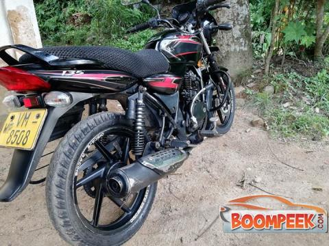 Bajaj Discover 135 DTS-i Motorcycle For Sale