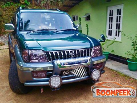 Toyota Prado TZ SUV (Jeep) For Sale