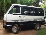 Toyota HiAce Shell Van For Sale.