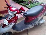 TVS Scooty Pep  Motorcycle For Sale