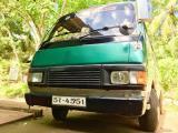 1985 Nissan Caravan VYG Van For Sale.