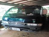 2000 Nissan Caravan QD32 Van For Sale.