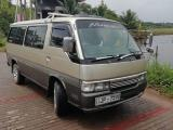 1999 Nissan Caravan  Van For Sale.