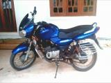 Bajaj Discover 125 DTS-i Motorcycle For Sale.