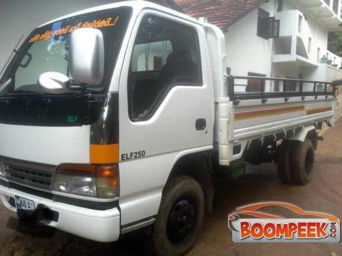 Isuzu Elf 4BE1 Lorry (Truck) For Sale