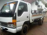 1991 Isuzu Elf 4BE1 Lorry (Truck) For Sale.