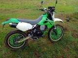Kawasaki klx 250  Motorcycle For Sale.