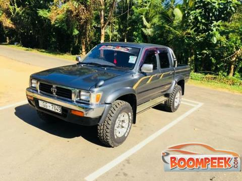 Toyota Hilux LN107 Cab (PickUp truck) For Sale