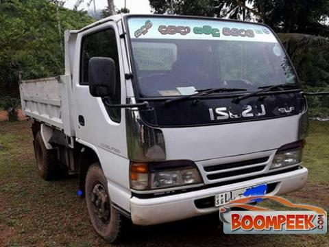 Isuzu Elf  Tipper Truck For Sale