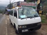 1998 Nissan Caravan QD32 Van For Sale.