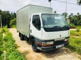 2002 Mitsubishi Canter  Lorry (Truck) For Sale.
