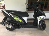 2018 Yamaha RAY ZR  Motorcycle For Sale.
