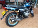 2006 Bajaj Discover 150 DTS-i Motorcycle For Sale.