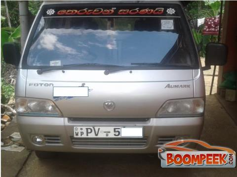 Foton Double aumark Lorry (Truck) For Sale