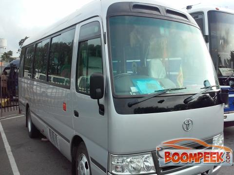 Toyota Coaster Toyota cluster bus Bus For Sale