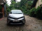 2015 Toyota Vitz KSP130 Car For Sale.