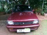 Maruti 800 sport  Car For Sale