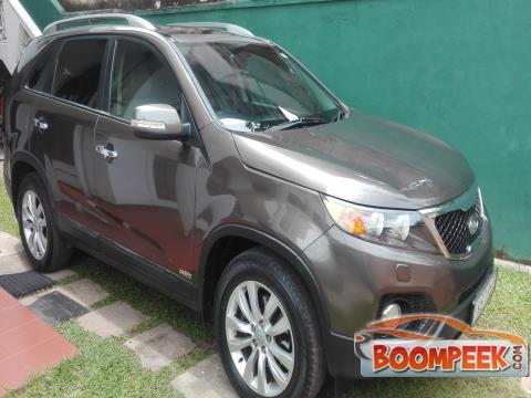 KIA Sorento 2012 1-10 options SUV (Jeep) For Sale