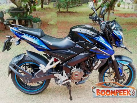 Bajaj Pulsar NS200 Motorcycle For Sale