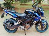 2016 Bajaj Pulsar NS200 Motorcycle For Sale.