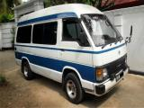 1984 Toyota Shell 60-xxxx Van For Sale.