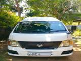 2007 Nissan Caravan E25 Van For Sale.