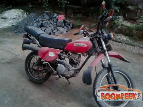 Honda -  XL50 50 Motorcycle For Sale