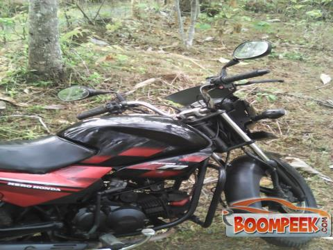 Hero Honda Glamour 125 Motorcycle For Sale