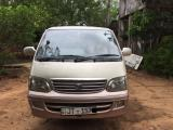 Toyota HiAce KZH100 Van For Sale