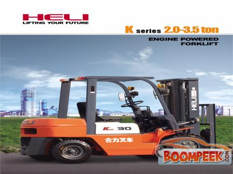HELI 1.5 TON TO 5 TON H SERIES ,K SERIES ForkLift For Sale