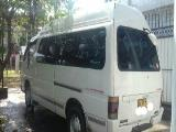 Isuzu Fargo WTR Van For Sale