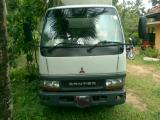1992 Mitsubishi Canter FE43 Lorry (Truck) For Sale.