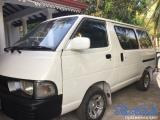 1997 Toyota TownAce CR42 Van For Sale.
