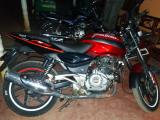 2012 Bajaj Pulsar 150 DTS-i Motorcycle For Sale.