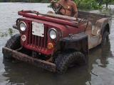Willys CJ2A  SUV (Jeep) For Sale.