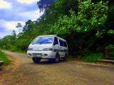 2001 Hyundai H100  Van For Sale.