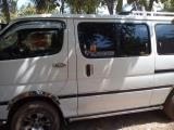 1995 Toyota HiAce  Van For Sale.